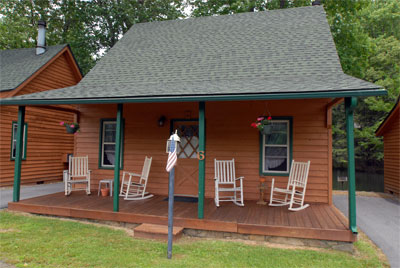 , Maggie Valley Cabin Rentals, Creekwood Village Resort, Creekwood Village Resort