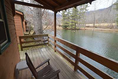 , Cabin No.6, Creekwood Village Resort, Creekwood Village Resort